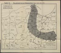 Die polnische Curve in Westpreußen