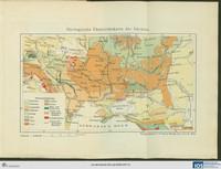 Geologische Übersichtskarte der Ukraina