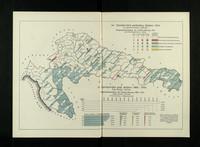 Vjeroispovijest građanskog žiteljstva 1910 po upravnim kotarima i gradovima