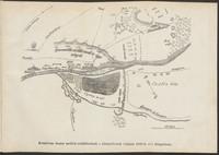 Komárom összes mellék-erőditéseinek s környékének vázlata 1849-ik évi állapotban