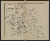 Mapa rozmieszczenia gleb na ziemiach polskich